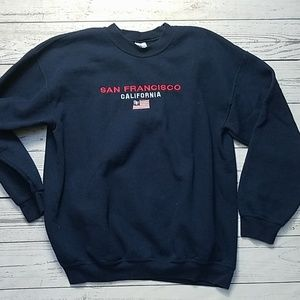 San Francisco California sweater